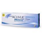1Day Acuvue Moist for Astigmatism עדשות מגע צילינדר יומיות עסקה שנתית