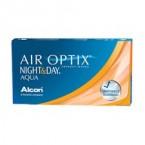 Air Optix Night & Day Aqua 6pck עדשות מגע חודשיות