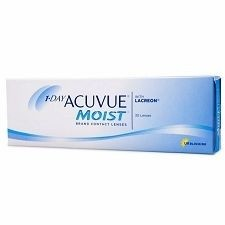 One Day Acuvue Moist עסקה שנתית