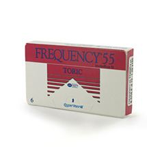 Frequency 55 Toric 6pck