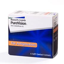 Purevision for Astigmatism עסקה שנתית