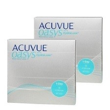 Acuvue Oasys 1-Day 180pck עדשות מגע יומיות