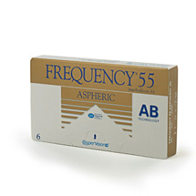 Frequency 55 Aspheric 6pck