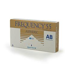 Frequency 55 Aspheric עסקה שנתית