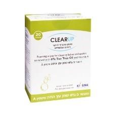 ClearUp Forte מגבוני ניקוי עץ התה
