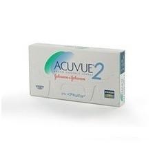 Acuvue 2 6pck עדשות מגע דו שבועיות