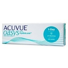Acuvue Oasys 1-Day 30pck עדשות מגע יומיות