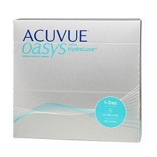 Acuvue Oasys 1-Day 90pck עדשות מגע יומיות