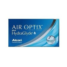 Air Optix Plus HydraGlyde 24pck עסקה שנתית