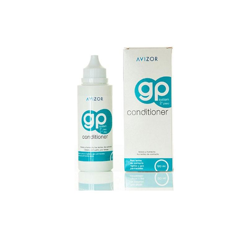 Gp conditioner -  תמיסת ניקוי לעדשות מגע קשות
