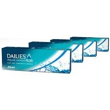 DAILIES AquaComfort Plus מועדון יותר