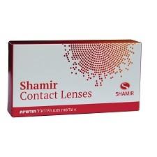 Shamir Monthly 24pck עסקה שנתית לעדשות מגע חודשיות