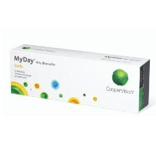 MyDay toric 30pck עדשות מגע צילינדר יומיות