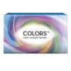 Colors 2pck עדשות מגע צבעוניות חודשיות